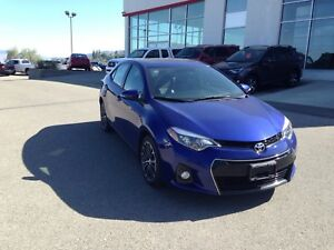 2015 Toyota Corolla S Tech Package