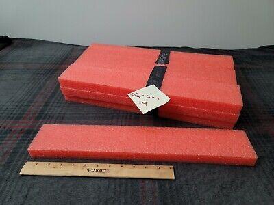 9  Pink Polyethylene Foam Planks 18-34 3 1