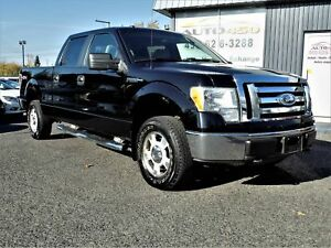 Ford F-150 XLT 2009 ***MAGS,4X4,CREWCAB***
