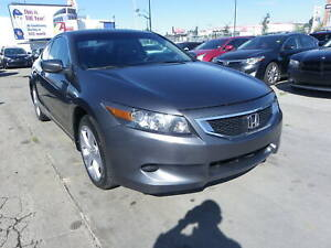 2009 Honda Accord Coupe AMAZING CONDITION HEATED LEATHER SUNROOF