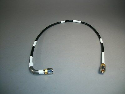 Gore-tex 25 Cable Precision Tnc To Tnc Mm Aerospace Grade Microwave Coaxial