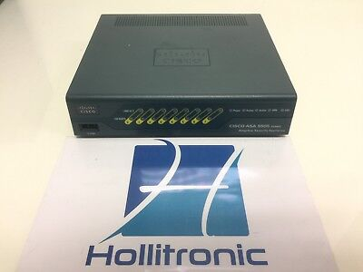 Cisco ASA5505 Adaptive Security Appliance ASA 5505 Series Network Security ()