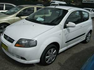 2007 Holden Barina Economical Mitchell Gungahlin Area Preview