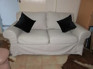 IKEA Ektorp 2 seat sofa Kareela Sutherland Area Preview