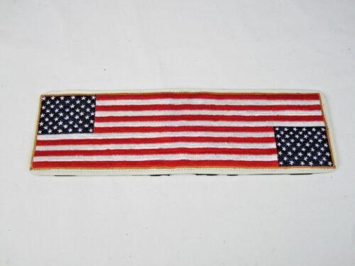 Sunfish Golf Scorecard Yardage Book Holder Cover Team America USA flag