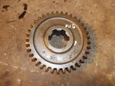 John Deere M Mc Tractor Jd Transmission 2nd Drive Gear M151t M 151 T