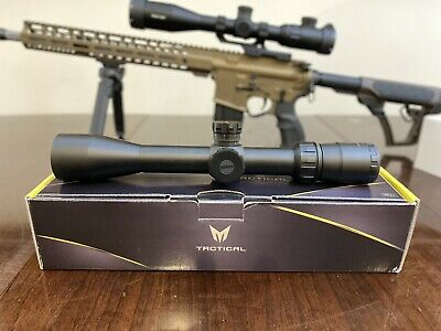 Nikon M-TACTICAL Riflescope 3-12X42SF Matte MK1-MRAD 16520 30mm Tube