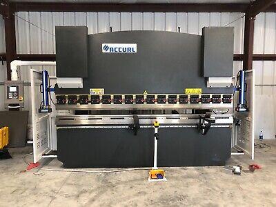 10 X 140t Accurlusa Hydraulic Press Brake Accurpress Amada Trumpf Cincinnati