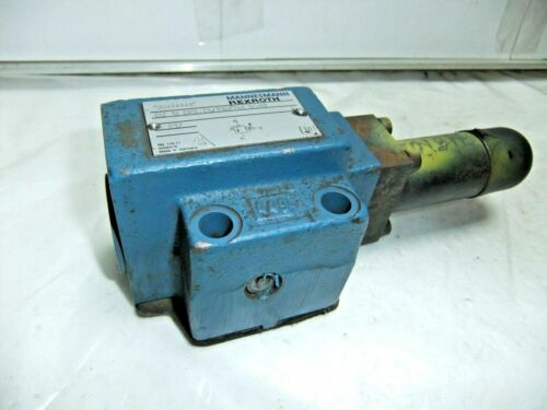 Mannesmann Rexroth Hydraulic Valve DZ 10 DP2-32/315XYM SO49