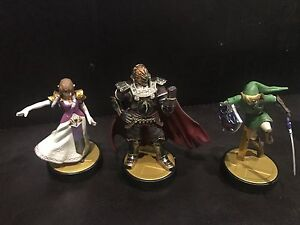 Zelda (super smash bros.) amiibo