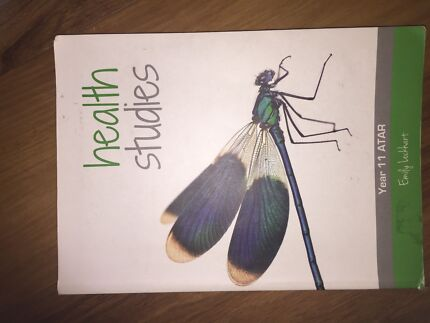Year 11/12 school textbooks