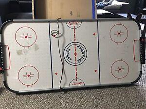 Air Hockey & Foseball Table