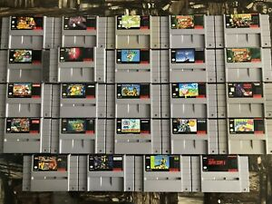 ***Selling off a whole lotta SNES Greatness here folks!!!***