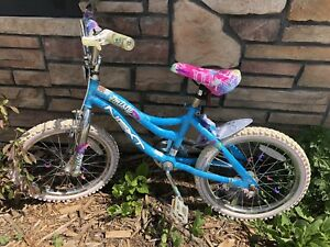 "Girls 18"" Misty bike"