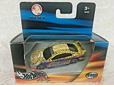 Hot Wheels Racing 2001 Holden Australian V8 Supercar Pace Car - NEW IN BOX RARE!