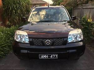 2007 Nissan X-trail Wagon Auto ,Comes with 1 Year REGO & RWC Rosanna Banyule Area Preview