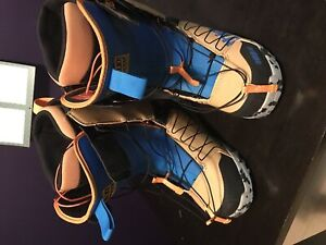 Mens Size 10 Thirtytwo snowboard boots