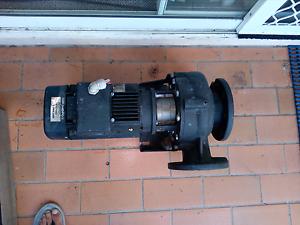 Pump & motor, Grundfos Manoora Cairns City Preview