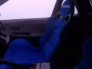 cuga bride blue carbon fibre seat Ashfield Ashfield Area Preview