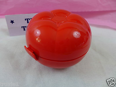 Tupperware Tomato Keeper Forget Me Not  Red   New Gadget