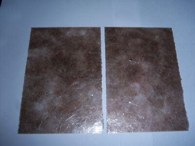 Mica Sheet 6 X 4 Multiple Separable Layers 0.020 Thick High Temperature
