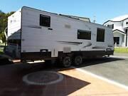 2014 Paramount Vogue 23'6 Caravan Coomera Gold Coast North Preview