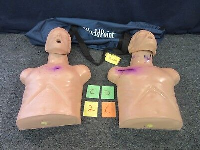 World Point Cpr Training Manikin Adult First Aid Patient Simulator Torso