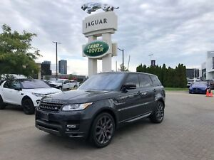 2016 Land Rover Range Rover Sport AUTOBIOGRAPHY W/ 22's!!