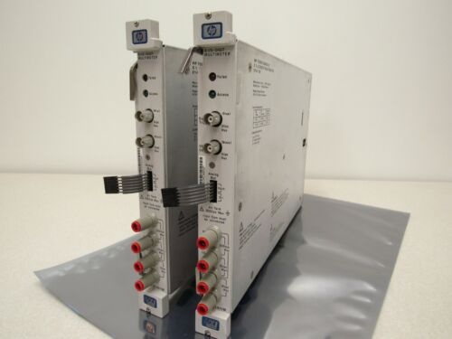 HP Agilent E1411b VXI 5.5 Digit Multimeter