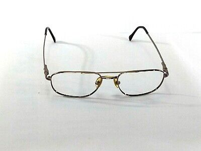 Luxottica Carlos Eyeglasses Frames Aviator Frames Only Made in (Luxottica Glasses Frames)