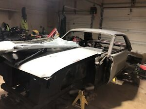 1966 mustang coupe (project car) make me an offer