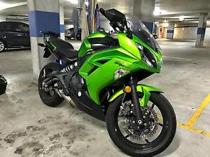 Kawasaki Ninja 650L Dee Why Manly Area Preview