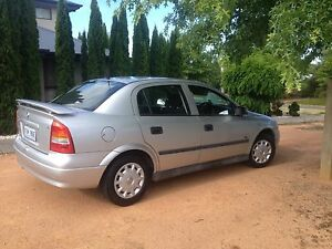 2003 Holden Astra City Sedan - PRICE REDUCED from $2990 Giralang Belconnen Area Preview