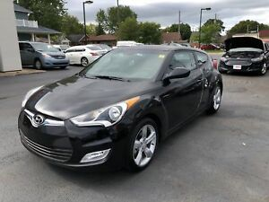 2015 Hyundai Veloster Base- BLUETOOTH, FRONT FOG LIGHTS, ALLOY W