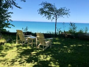 Little Blue Lakehouse - Lake Huron