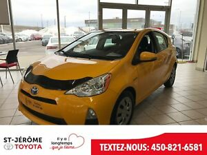 2014 Toyota Prius C * HYBRIDE * A/C * CUISE * BLUETOOTH *