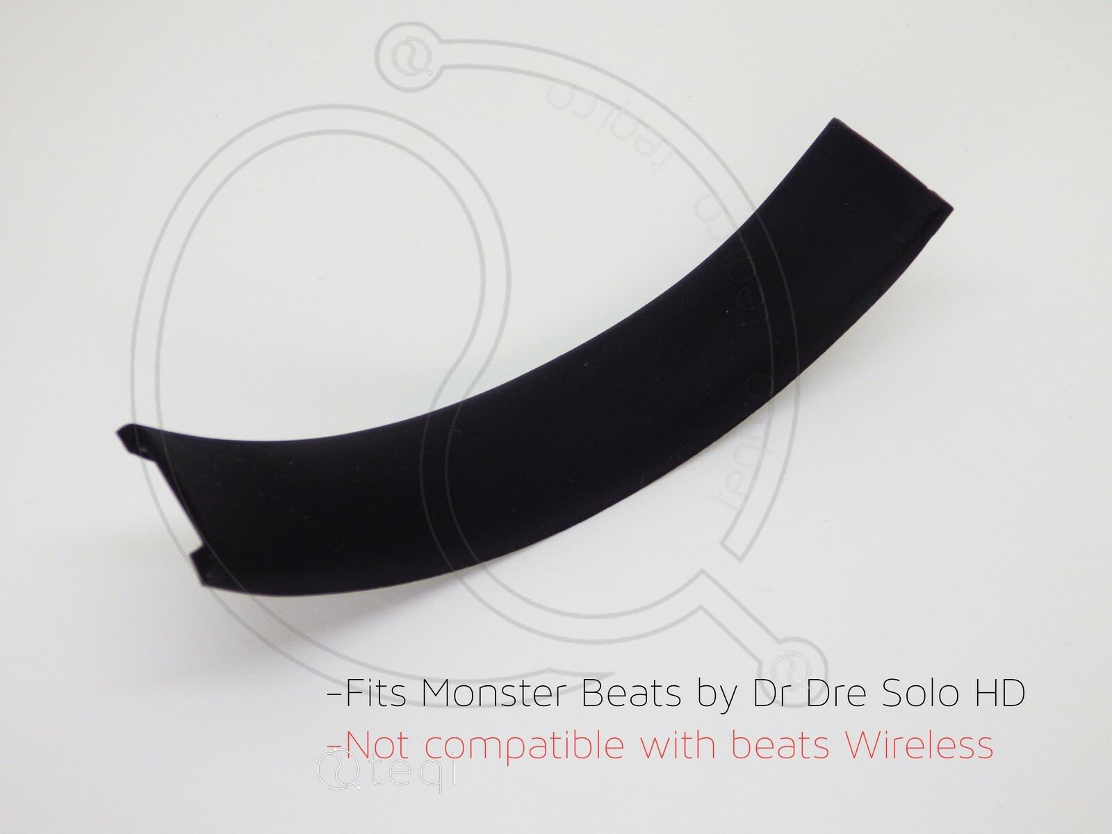 how to fix beats solo headband cushion