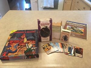 Dungeon and dragons collection Edmonton Edmonton Area image 1