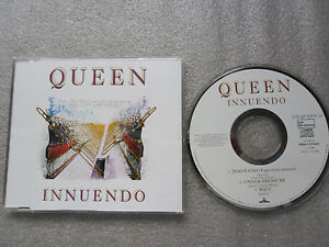 CD-QUEEN-INNUENDO-DAVID-BOWIE-BIJOU-UNDER-PRESSURE-1991-3TRACK-CD-SINGLE-MAXI