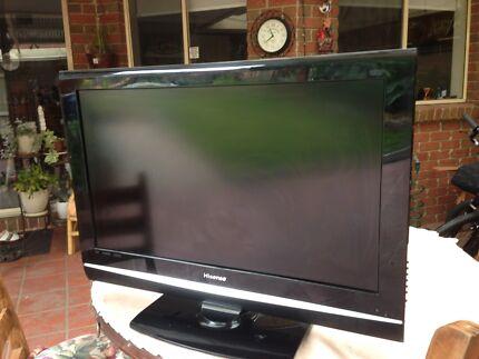Hisense 32inch full HD LCD tv working