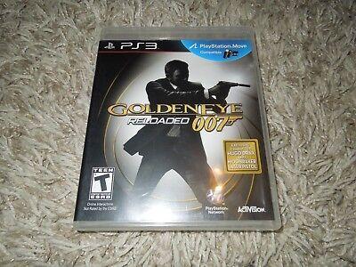 GoldenEye 007: Reloaded (Sony PlayStation 3, 2011) *****LN*****NO MANUAL***** comprar usado  Enviando para Brazil