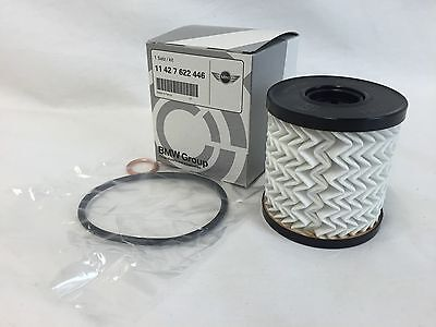 OEM Mini Cooper Clubman Countryman Paceman Engine Oil Filter Kit 11427622446