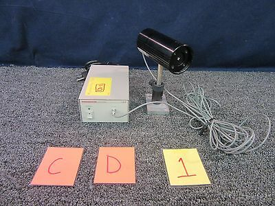 Hamamatsu Streak Camera Power Supply C1808 Diode Head Used Works