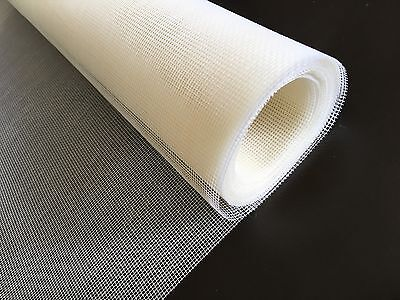 Quality White Fiberglass Screen Mesh 1.2m Net Insect Fly Bug Mosquito Spider