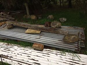 Second hand corrugated iron Buninyong Ballarat City Preview
