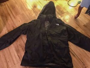 LADIES NORTH FACE JACKET XXL $70