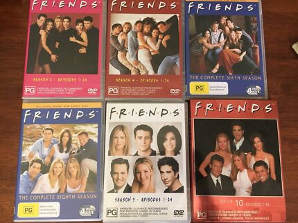 Friends Season Box Sets