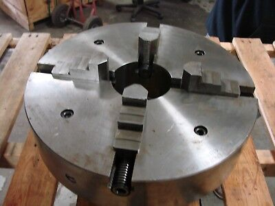 Pratt Burnerd 16 4 Jaw Independant Chuck D1-6 Spindle Mount