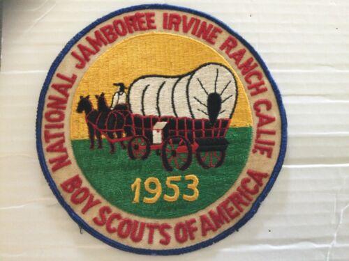 1953 National Jamboree Jacket Patch SALE!!