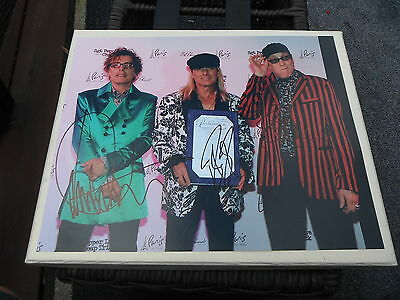 Red Carpet Cheap (CHEAP TRICK GROUP SIGNED RED CARPET)